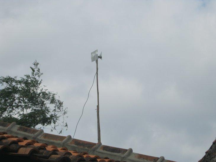 Cara Membuat Sendiri Antena yang Murah Berkualitas