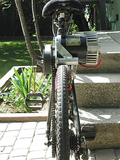 DIY Electric Motor for Bicycle
