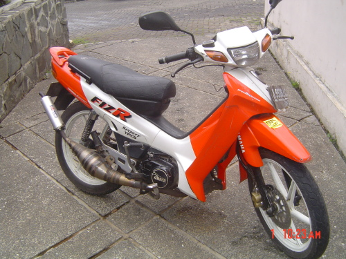 Image Modifikasi Motor Fizr
