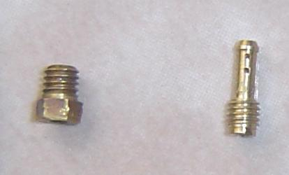 Untuk setting irit, optimum atau boros ada pada posisi klip dan
